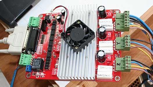 Итого, за 50 вечнозеленых можно получить готовый контроллер для самодельного ЧПУ станка, который не требует доработки...