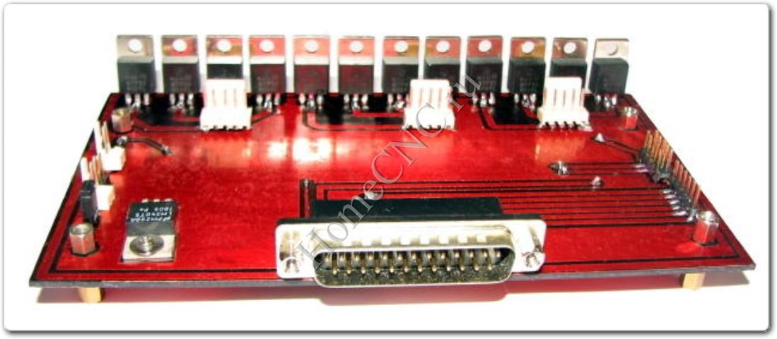 Контроллер можно сделать самостоятельно, типовые схемы контроллеров и драйверов шаговых двигателей можно посмотреть в...